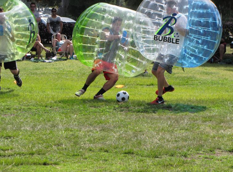 Testimonials | San Diego Bubble Soccer Club • Bubble Suit